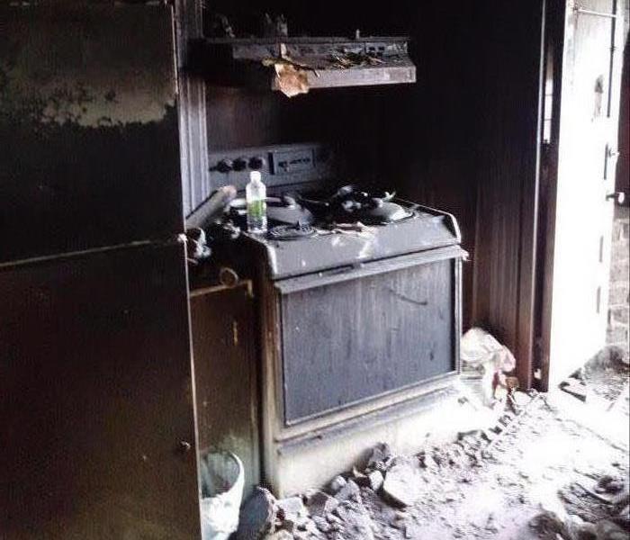 Kitchen Cabinets Quakertown Pa: SERVPRO Of Upper Bucks Gallery Photos