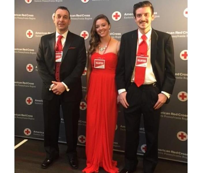 Red Cross Red Ball