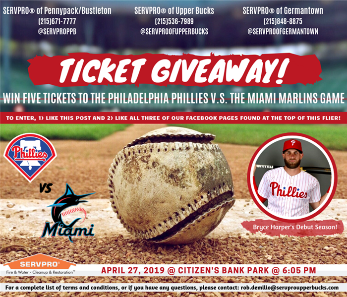 Community One Week Away from Phillies Giveaway Winner!