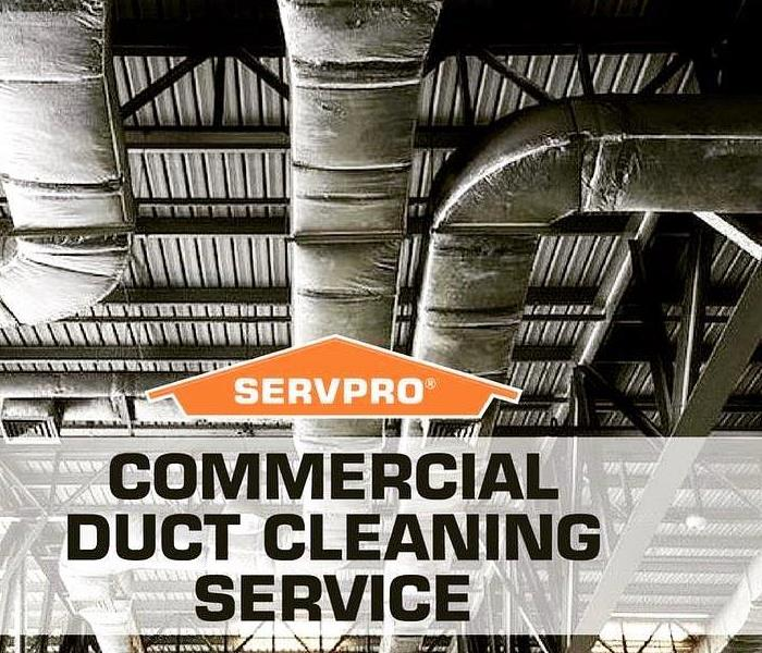 SERVPRO of Upper Bucks Commercial Duct Cleaning
