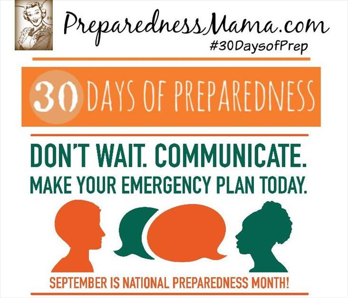 Community September is National Preparedness Month!