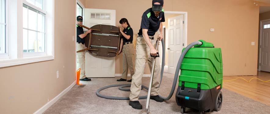 Silverdale, PA residential restoration cleaning